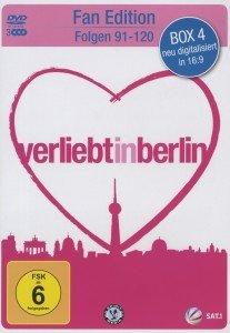 Verliebt in Berlin - Folgen 91-120. Box 4