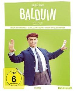 Louis de Funès. Balduin Collection