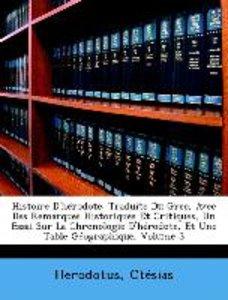 Histoire D'hérodote: Traduite Du Grec, Avec Des Remarques Histor