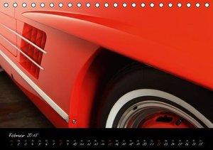 Bau, S: Legende: 300 SL (Tischkalender 2015 DIN A5 quer)