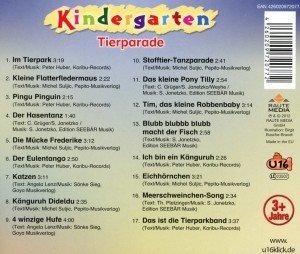 Kindergarten - Tierparade