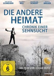 Die andere Heimat-Chronik einer Sehnsucht (DVD)