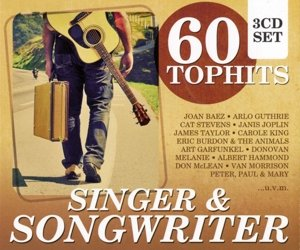 60 Top Hits Singer & Songwriter