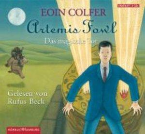 Eoin Colfer: Artemis Fowl-Das Magische Tor