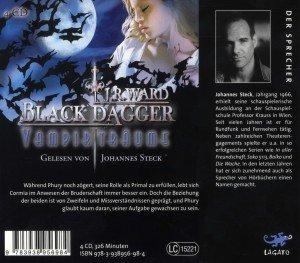 Black Dagger (12)-Vampirträume
