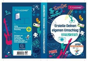 Kreacover Schülerkalender 2015/2016