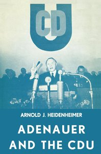 Adenauer and the CDU