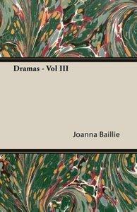 Dramas - Vol III