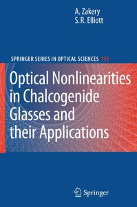 Optical Nonlinearities in Chalcogenide Glasses and their Applica