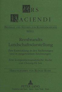 Rembrandts Landschaftsdarstellung