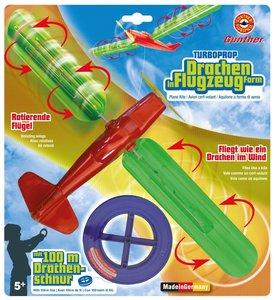 Paul Günther 1331 - Drachenspiel: Turboprop, Flugzeug mit 100m D