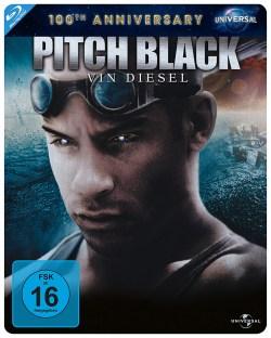 Pitch Black-Steelbook - zum Schließen ins Bild klicken