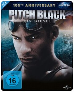 Pitch Black-Steelbook