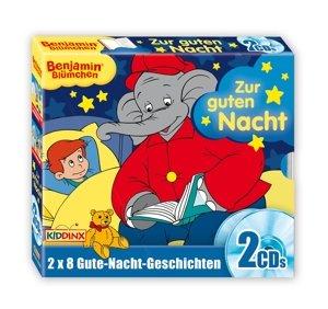 Benjamin Gute Nacht Geschichten Box Folge 8+14