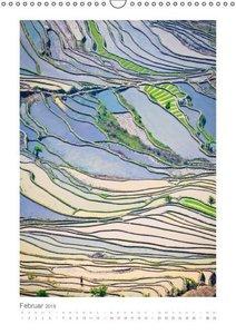 Malerisches Asien (Wandkalender 2016 DIN A3 hoch)