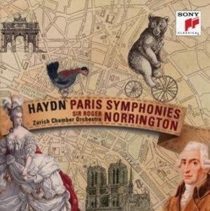 Haydn: The Paris Symphonies