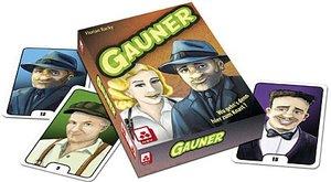 Nürnberger Spielkarten Verlag 4017 - Gauner
