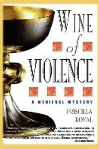 Wine of Violence - Large Print