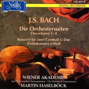 Orchester Suiten/Violinkonzert