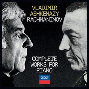 Rachmaninoff-Sämtliche Werke Für Klavier