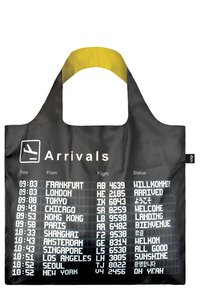 LOQI Bag AIRPORT Arrivals