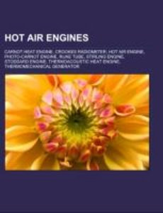 Hot air engines