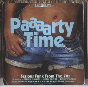Backbeats: Paaaarty Time-Early Funk From The 60s