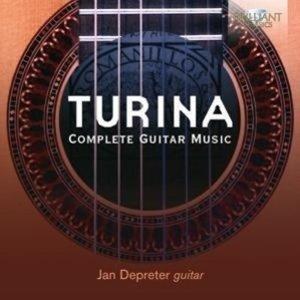 Turina:Complete Guitar Music