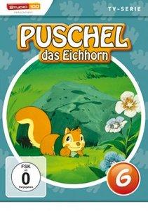 Puschel das Eichhorn DVD 6