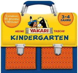 Meine Yakari Tasche: Kindergarten (3-4 Jahre)