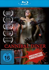 Cannibal Diner-Blu-ray Disc