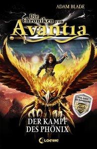 Die Chroniken von Avantia 01. Der Kampf des Phönix