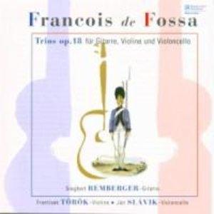 Trios op.18 Für Gitarre,Violine Und Violoncello