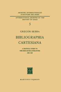 Bibliographia Cartesiana