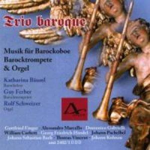 Trio Baroque-Musik Für Barockoboe,Barock