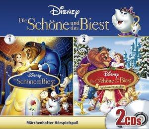 Disney. Die Schöne und das Biest - Box