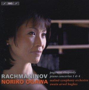 Klavierkonzerte 1 und 4-Paganini-Rhapsodie