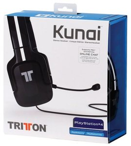 TRITTON® Kunai Stereo Headset für PlayStation®3, 4 und PlayStati