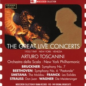 Arturo Toscanini dirigiert