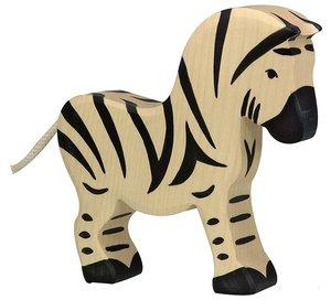 Goki 80151 - Zebra, Holz