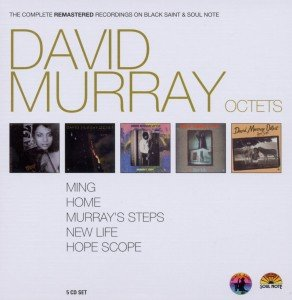 David Murray Octets