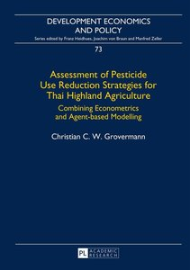 Assessment of Pesticide Use Reduction Strategies for Thai Highla