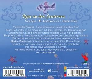 Pimpinella Meerprinzessin: Reise Zu Den Seesternen