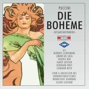 Die Boheme (GA)
