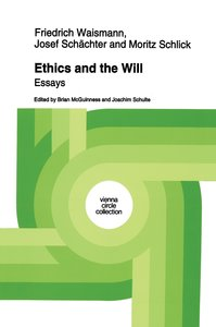 Ethics and the Will