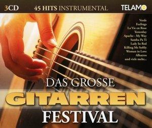 Das grosse Gitarren Festival