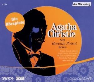 Acht Hercule Poirot Krimis