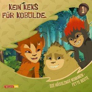 Kein Keks für Kobolde 01: Die Hässlinge kommen / Fette Beute