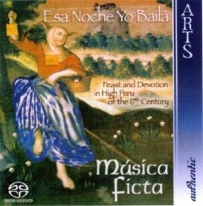 Esa Noche Yo Baila-17.Jahrhundert