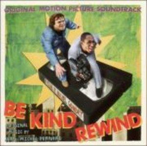 Be Kind Rewind-Abgedreht